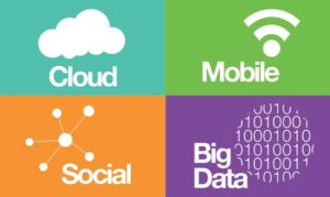 Mobile, Social, Information, Cloud